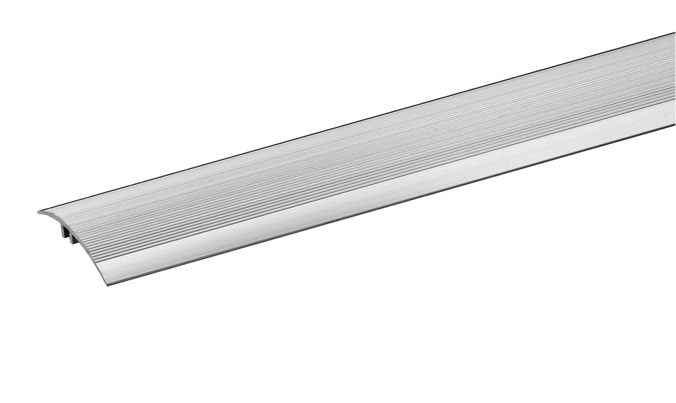 Stainless Steel Effect Metal Door Bar