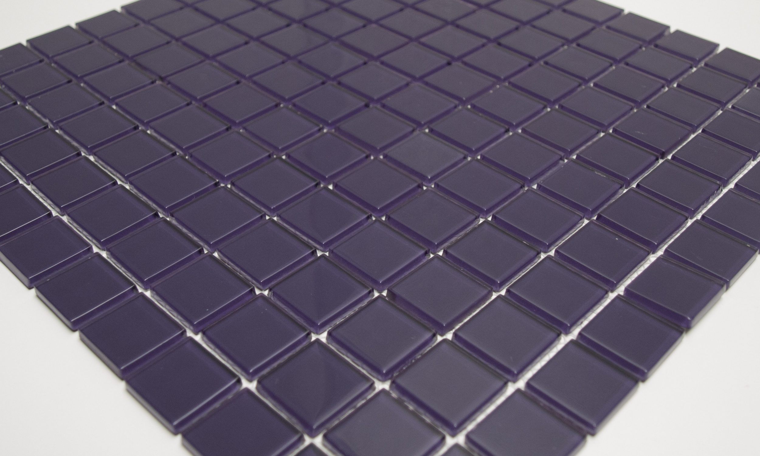 Mulberry Glass Mosaic